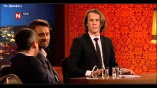 Ylvis - Interview Thomas and Harald - IKMY 18.11.2014 (Eng subs)