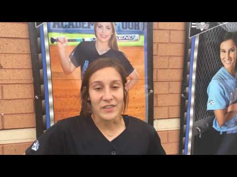 Academy of Our Lady's Hanna Miller talks shut-out win over Chalmette