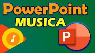 Fondos power point musica