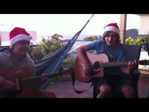 Rudolph The Red Nose Reindeer (Jack Johnson) - Alex and Ross Conradie