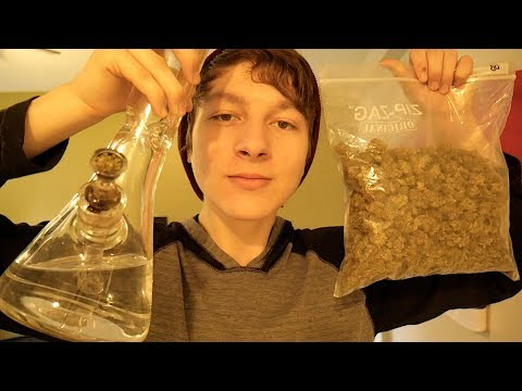 SMOKING WEED FOR 24 HOURS!