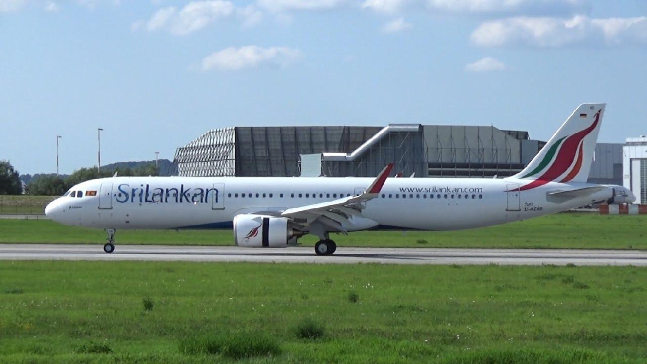 Resultado de imagen para Srilankan Airlines A321neo