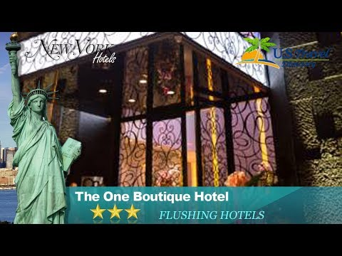 The One Boutique Hotel - Queens Hotels, New York