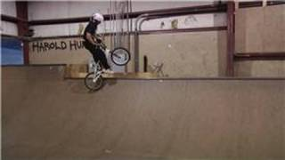 Bmx Biking : How To Ride Bmx Vert
