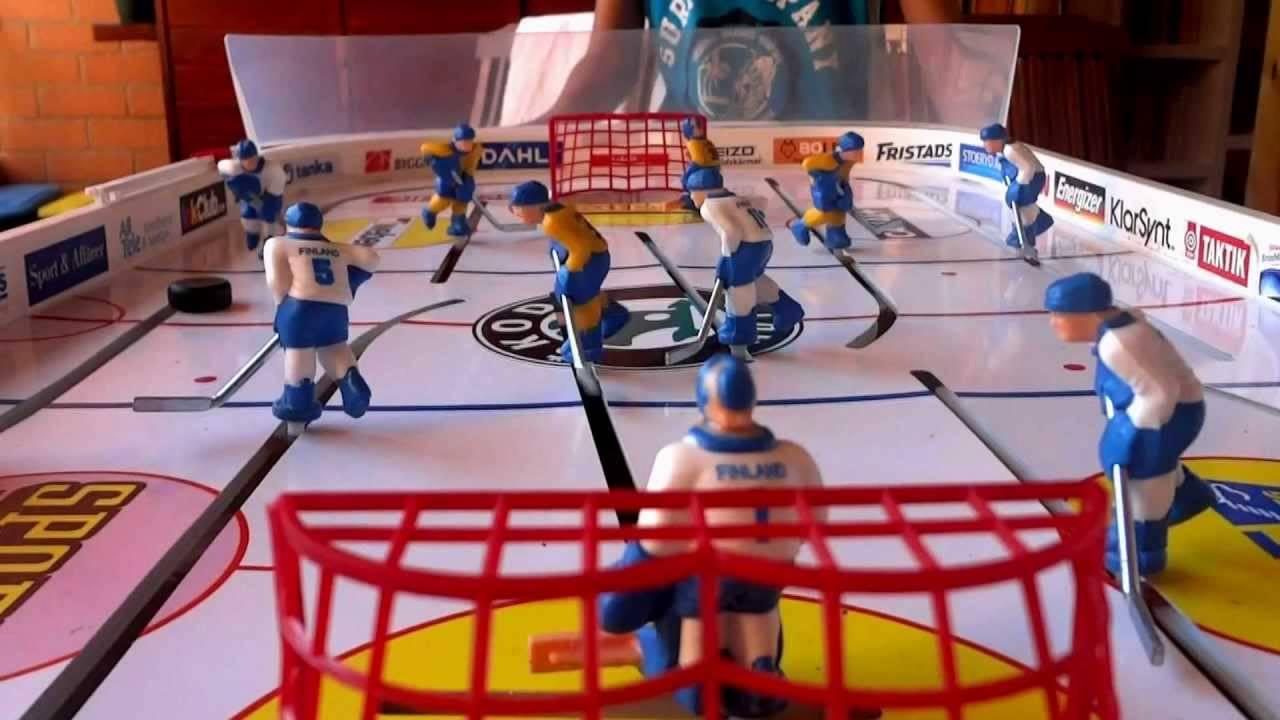Настольный хоккей stiga play off один из лучших способов играть в настольный хоккей. Спешите купить и наслаждаться игрой прямо у себя дома.