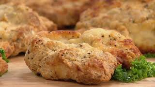 Heartland Fresh (10) or (20) 5 oz. Chicken Fried Chicken w/Gravy on QVC