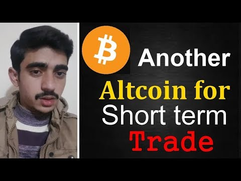 Crypto market analysis .... Another altcoin for short term trade.... Urdu/Hindi....
