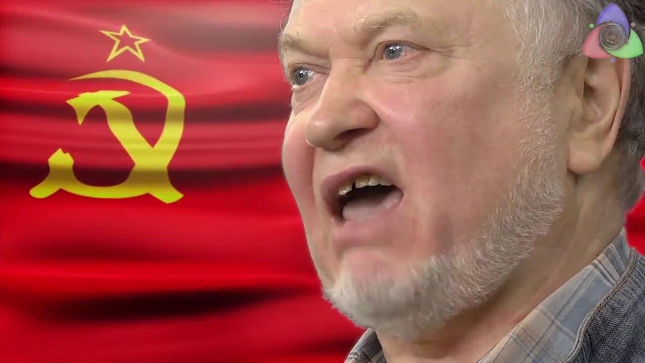 "Моя Родина - СССР"". Видеоклип Александра Харчикова"