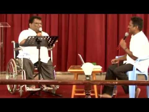 Pr.R.Reegan Gomez - நேர்காணல் - A Talkshow with Pr.R.Reegan Gomez