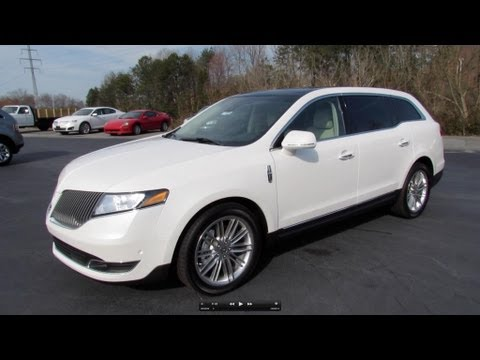 2013 Lincoln MKT Ecoboost AWD Start Up, Exhaust, and In Depth Review