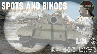 Spotting and Dotting  Playing Smart with your Equipment and Working the Numbers World of Tanks Blitz