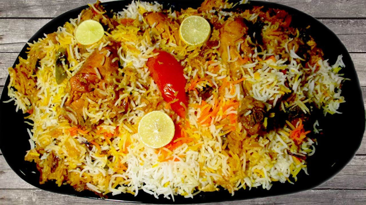 Image result for sindhi biryani