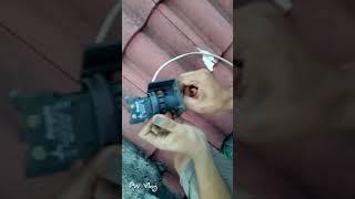 Tali Sensor(Pelampung) Toren Air Putus!!?