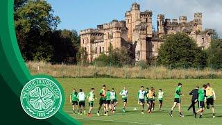 Celtic FC - Celtics-Vorbereitung für Inverness CT SPFL clash
