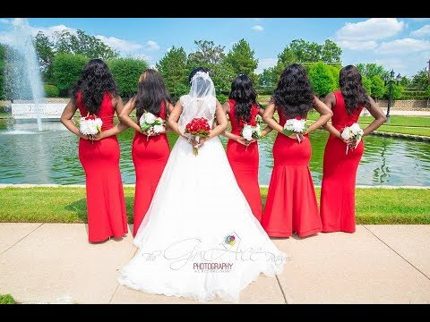 Dallas: WEDDING CONGOLESE: John EWULU & Scola LUFUNGULA