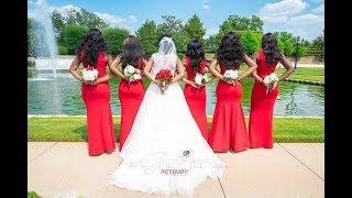 Dallas: WEDDING CONGOLESE: John EWULU & Scola LUFUNGULA