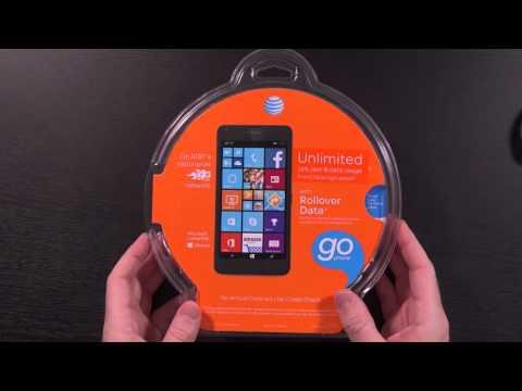 $30 SmartPhone... Worth It?? Microsoft Lumia 640 Unboxing