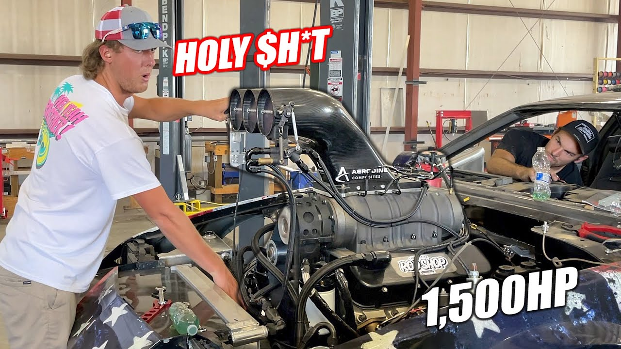 Toast is FIXED... and Sounds Absolutely INSANE!!!! (Like a Top Fuel Car)