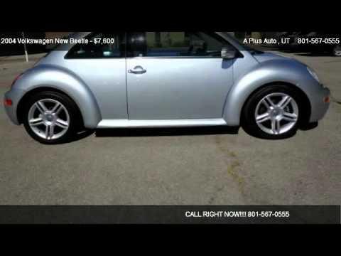 2004 Volkswagen New Beetle GLS - for sale in Salt Lake City, UT 84115