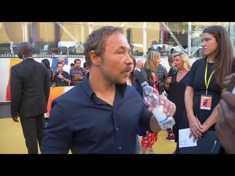 TBB at Yardie Premiere  Stephen Graham