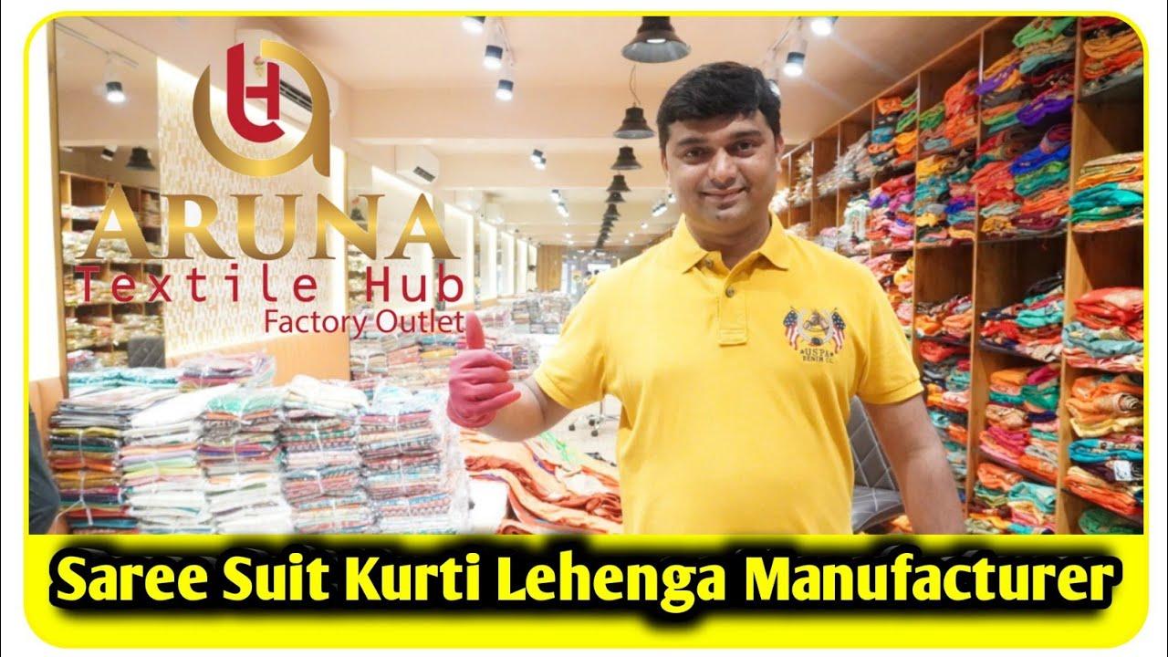 Suit Saree Lehenga Kurti Manufacture | Saree Lehenga | Start Your New Business