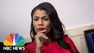 New Audio Of Lara Trump Offering Omarosa A $15,000/Month Campaign Job | NBC News