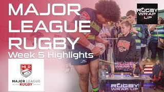 Major League Rugby & College 7s Recap, MLR Predictions, Highlights & News   RUGBY WRAP UP
