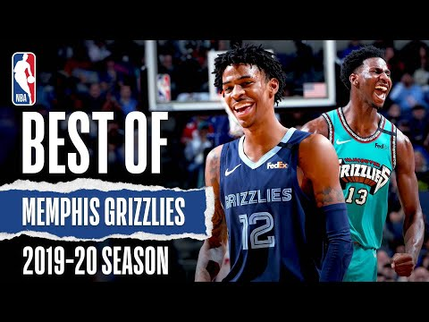 Best Of Memphis Grizzlies | 2019-20 NBA Season