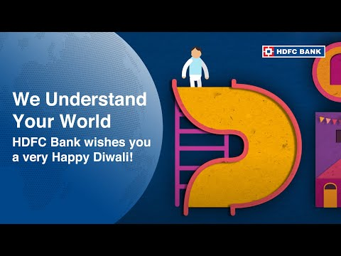 HDFC Bank wishes you a very Happy Diwali!