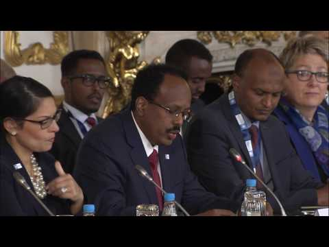 Future for Somalia: Response to the Humanitarian Crisis (Somali)