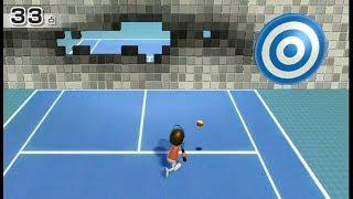 プロによる壁打ち wii sports テニス thumbnail