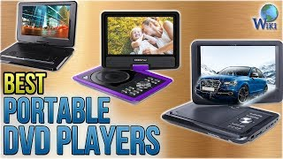 10 Best Portable DVD Players 2018