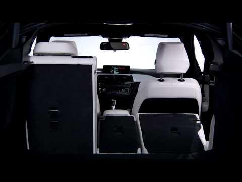 Gran Coupe Split Folding Rear Seat   BMW Genius How-To