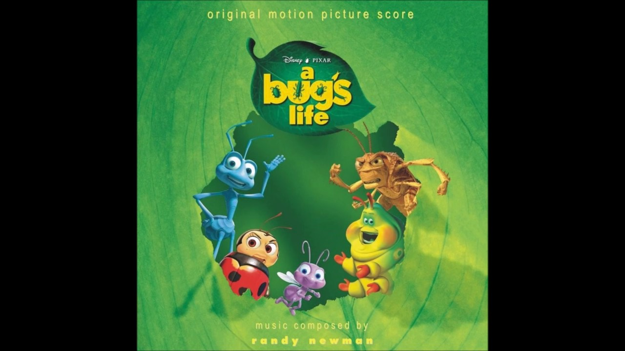 A Bug's Life (Soundtrack) - Grasshopppers ! #1