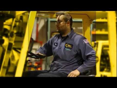 NITCO Is A Leading Forklift Materials Handling Equipment Dealer In New England