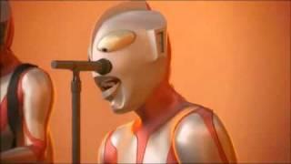 Ultraman Jamming