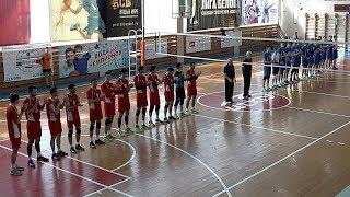 Студенческий волейбол. FullHD. Матч  команд  ДГУ  Махачкала  -  ПГУАС  Пенза