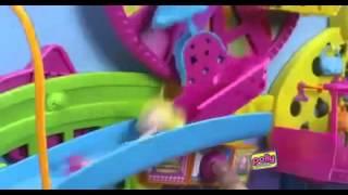Polly Pocket - Pláza A Falon - Mattel
