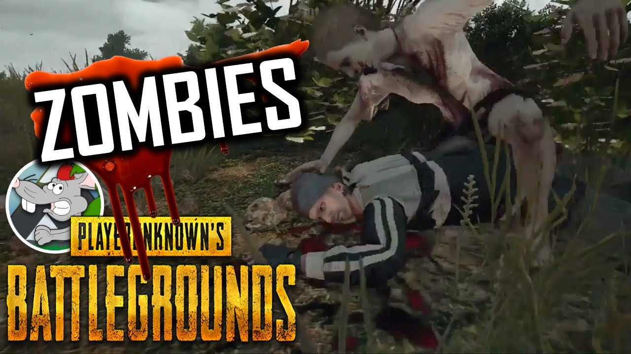 Playerunknown's Battlegrounds Adding Zombies