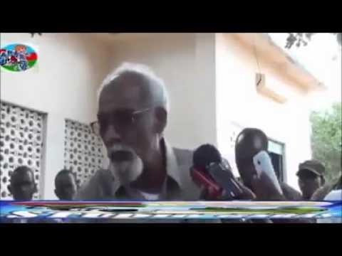 Afhayeenka Baarlamaanka Somalia oo u gefay Puntland