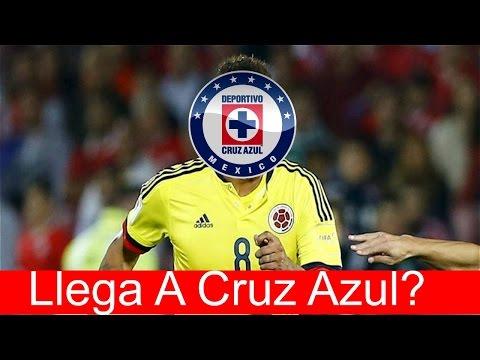 CRUZ AZUL Prepara Un Fichaje Bomba MIRA QUIEN ES!!