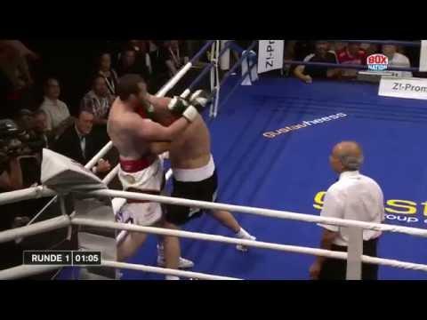David Price Vs Erkan Teper (HD) Full Fight, 17-07-2015