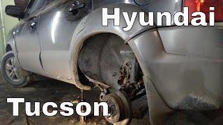 Что нужно знать о кузове Hyundai Tucson
