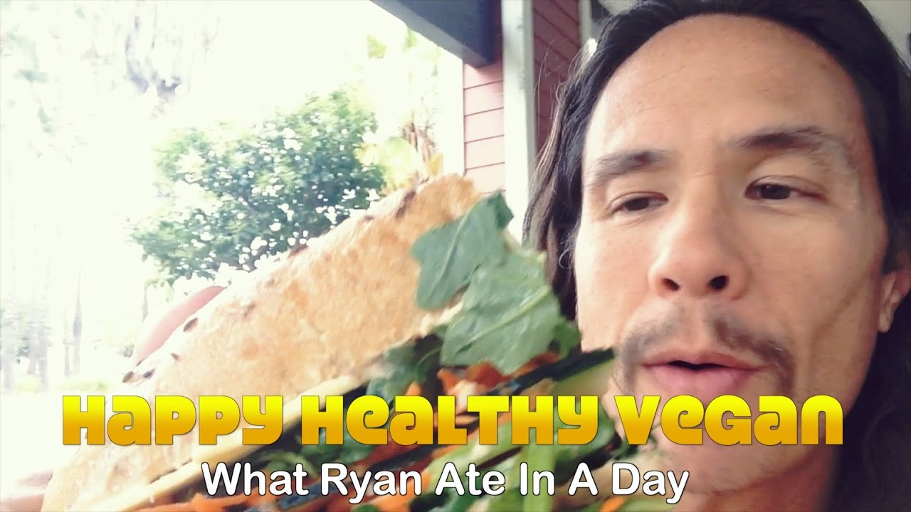 What Ryan Ate In A Day