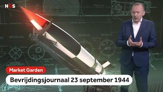 Hitler denkt met V2-raket alsnog de oorlog te winnen   Market Garden Journaal   23 september 1944
