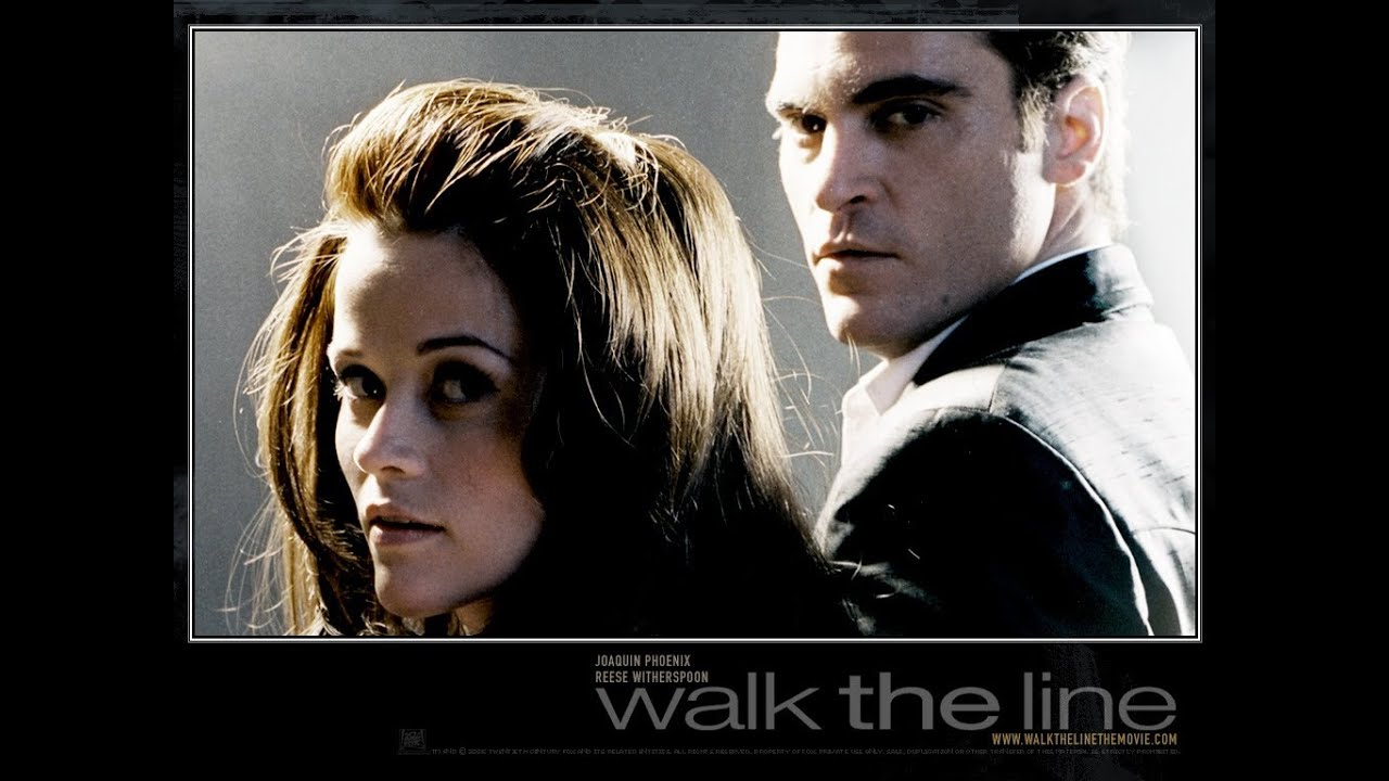 Walk The Line Deutsch