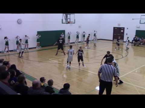 7th Grade Basketball Margaretta vs Perkins 1.17.17