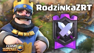 ⭐ RODZINKA ZRT W LEGENDARY LEAGUE ⭐
