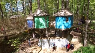 Treewalk Village - Stouffville Adventure Park