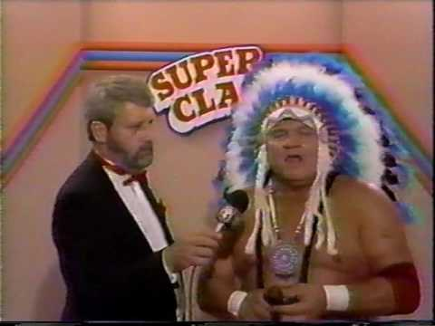 """Chief"" Wahoo McDaniel Interview [1988-12-13]"